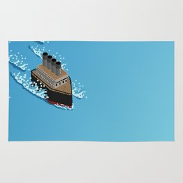 A ship that never sinks Rug