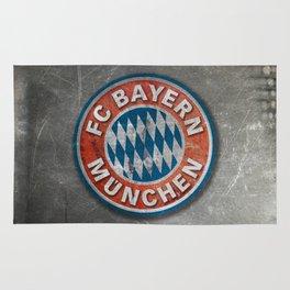 FC Bayern Munchen Rug