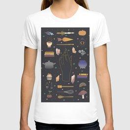Baking Witch Starter Kit T-shirt