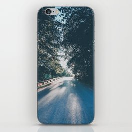 Road to the Light iPhone Skin