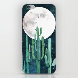 Desert Nights 2 iPhone Skin