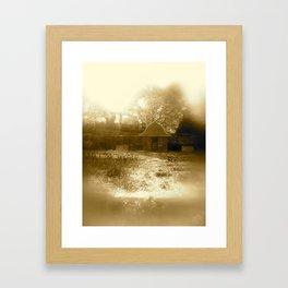 Dumbarton Framed Art Print