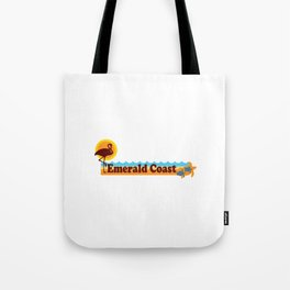 Emerald Coast -Florida. Tote Bag