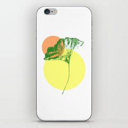 Ginkgo Leaf - #3 iPhone Skin