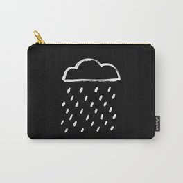 Lluvia black version Carry-All Pouch