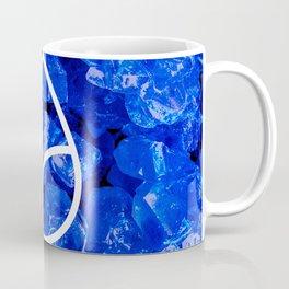 Lapis Lazuli Candy Gem Coffee Mug