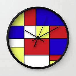 Abstract #406 Wall Clock