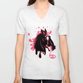 Dead Horse Unisex V-Neck