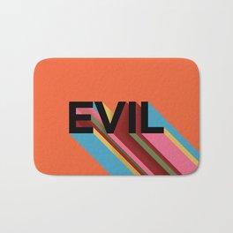EVIL Bath Mat