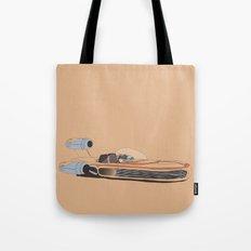 X-34 Landspeeder Tote Bag