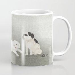 Dog Trio Coffee Mug