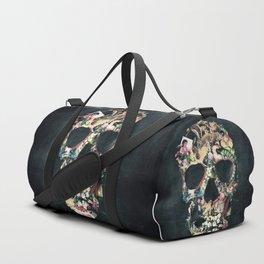 Vintage Skull Duffle Bag