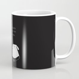 the emotional ups and downs of being a dog owner Coffee Mug