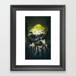 Jöbii Troop Framed Art Print