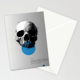 What is Death? 1 Stationery Cards