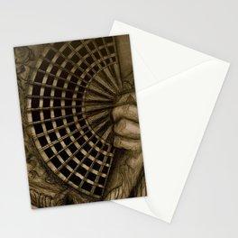 Erosion (Color Variant) Stationery Cards