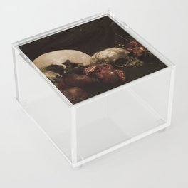 The Ripened Wisdom of the Dead Acrylic Box