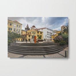 Funchal Metal Print