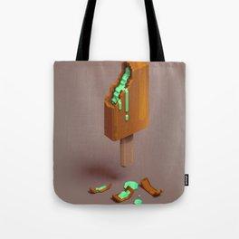 3D Ice-cream Tote Bag