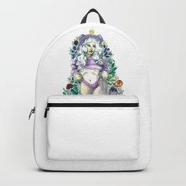 Flower princess Backpack