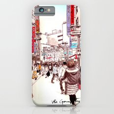Street In Shibuya Slim Case iPhone 6s