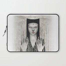 Forest Girl Laptop Sleeve