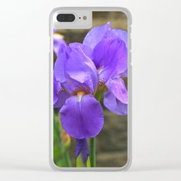 Beauty Of Summer Clear iPhone Case