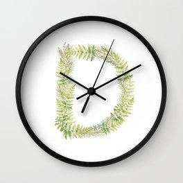 Initial D Wall Clock