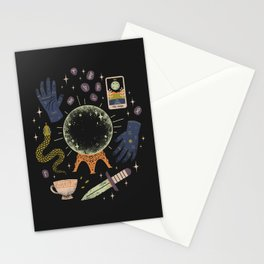 I See Your Future Stationery Cards