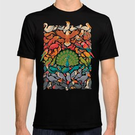 Aerial Spectrum : Blue T-shirt