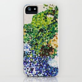 Waterfall At a Distance iPhone Case