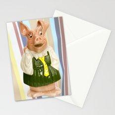 Nat West Piggy Bank Ceramics Stationery Cards