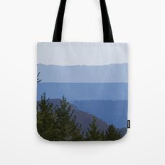 Dipsea Trail Tote Bag