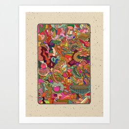 Youth Art Print