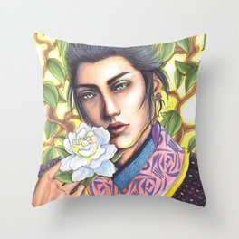 Fragrance Throw Pillow