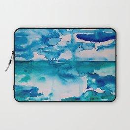 Cabo Beach Mexico Watercolor #2 Laptop Sleeve