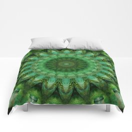 Mandala Anahata Comforters