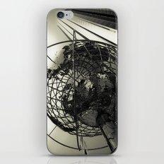 Columbus Circle iPhone & iPod Skin