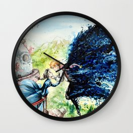 """In the air"" Wall Clock"