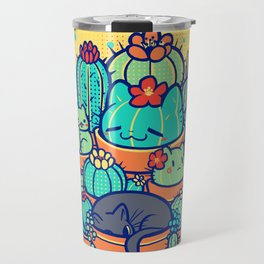 Catcus Patch Travel Mug