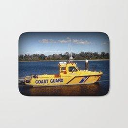 Coast Guard Bath Mat