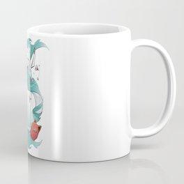Frozen Kitsune Coffee Mug