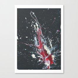 Orgasm Canvas Print