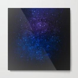 Dark Galaxy Metal Print