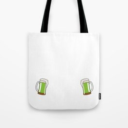 Official St. Patrick's Day Designated Drunk T-Shirt Tote Bag