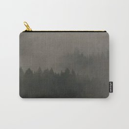 Autumn Moods Aged Photo Print Carry-All Pouch