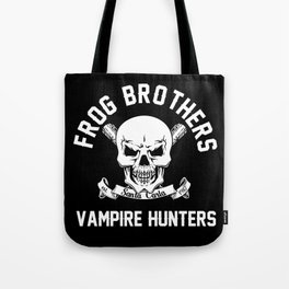 Frog Brothers Tote Bag