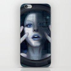 Untitled_oblò iPhone & iPod Skin