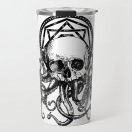 Pieces of Cthulhu Travel Mug