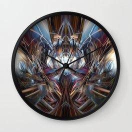 Perfect Disturbance Fx Wall Clock